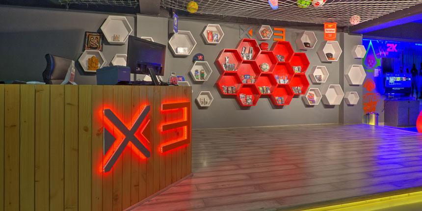 X3 Esports Game Zone Surat Udhana Magdalla Road